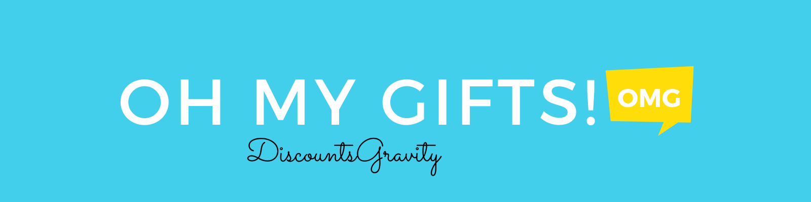Gifts Coupons at Discounts Gravity